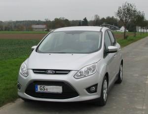 Der Neue, ein Ford C-Max