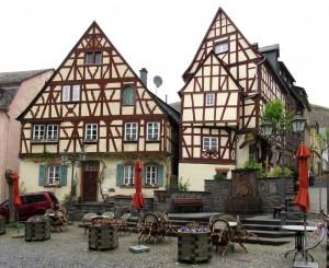 Das schöne Rathaus von Zeltingen