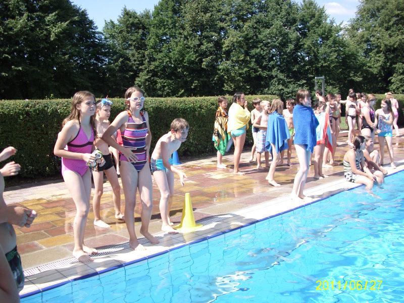 schwimmfest