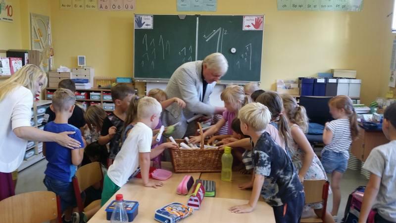 Feste Und Feiern Diesterweg Grundschule Beelitz