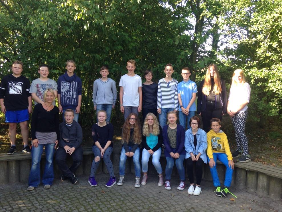 Das sind wir! Der WPK Schulblog im Schuljahr 2016/2017