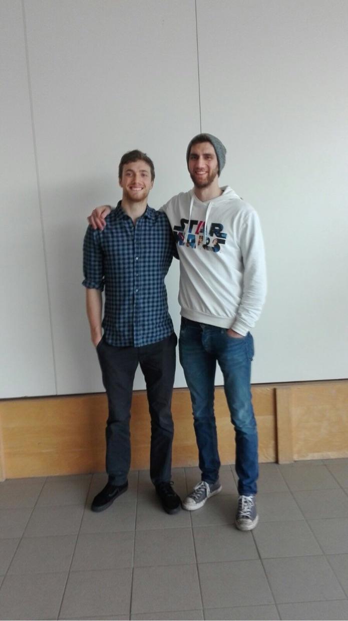 Scott und Cody